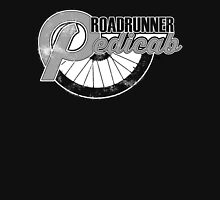 Roadrunner Pedicab, Grunge Gray Men's Baseball ¾ T-Shirt