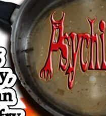 Fry psychiatry! Sticker