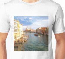 Venice - View from Bridge Unisex T-Shirt