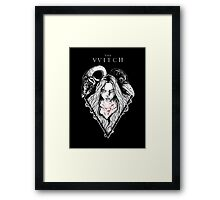 The VVitch delicious Framed Print