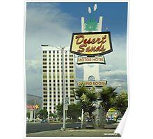 Albuquerque Desert Sands Motor Lodge Poster