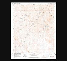 USGS TOPO Map Arizona AZ Red Picacho 313065 1964 24000 Unisex T-Shirt
