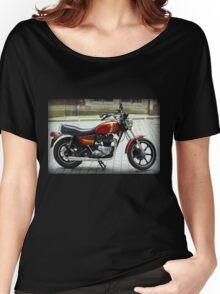 Triumph T140 TSX Women's Relaxed Fit T-Shirt