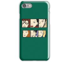 hey daria iPhone Case/Skin