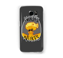 Noots Not Nukes Samsung Galaxy Case/Skin