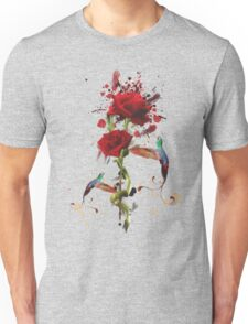 Lovely - Splatter Unisex T-Shirt