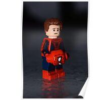 LEGO Arachnid Boy Poster