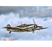 Messerschmitt Bf109G-4 D-FWME Photographic Print
