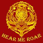 Hear Me Roar by BarbaraJHarris