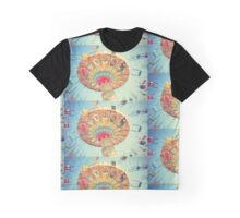 Swing, Swing At The Carnival Graphic T-Shirt