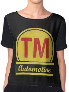 Teller-Morrow Automotive Chiffon Top