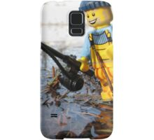 Some Fishing Action Samsung Galaxy Case/Skin