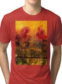 In A Land Far Away Tri-blend T-Shirt