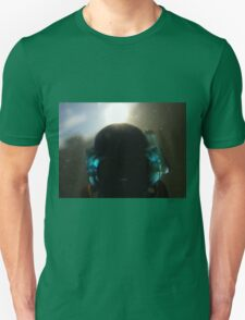 Backlit Diver Unisex T-Shirt