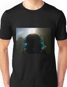 Backlit Diver Unisex T-Shirt