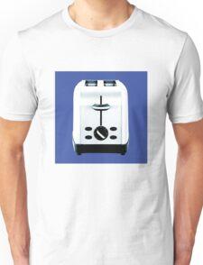 Sassy Hot Toasters on Blue, 2016 Unisex T-Shirt