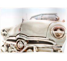 Fifties Classic Rag Top  Poster