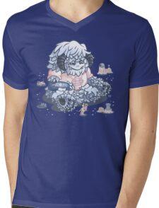 The Sick Day Mens V-Neck T-Shirt