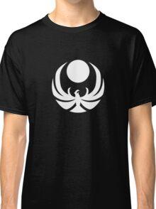 The Nightingales Symbol - simple white Classic T-Shirt