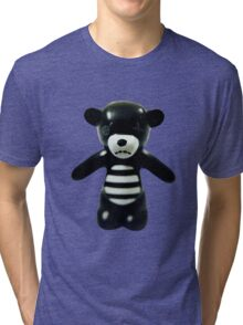 Goth Teddy Bear! Tri-blend T-Shirt