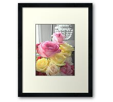 Beauty By Any Other Name Framed Print