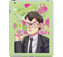 Herbert West iPad Case/Skin