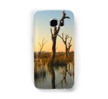 Sculptures in the Swamp Samsung Galaxy Case/Skin