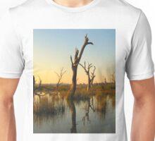 Sculptures in the Swamp Unisex T-Shirt