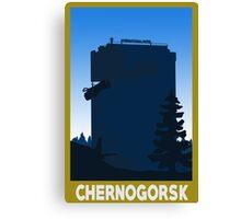 Chernogorsk (DayZ) Canvas Print