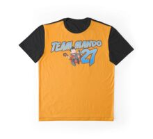 Team Mando! (Orange) Graphic T-Shirt