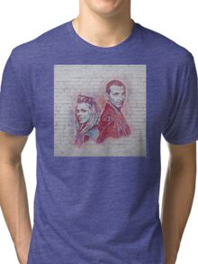 Ninth & Rose Tri-blend T-Shirt