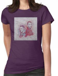 Ninth & Rose Womens Fitted T-Shirt