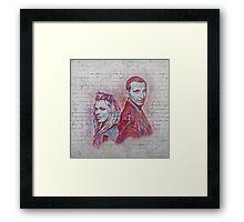 Ninth & Rose Framed Print