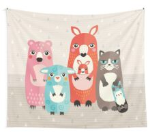 Best Friends Wall Tapestry