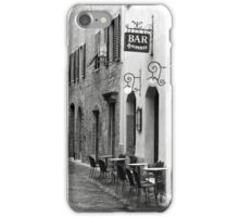 Bar Firenze iPhone Case/Skin