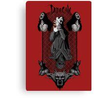 Bram Stoker's Dracula, Vampire Canvas Print