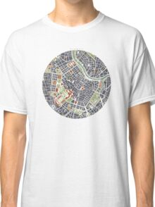 Vienna map engraving Classic T-Shirt