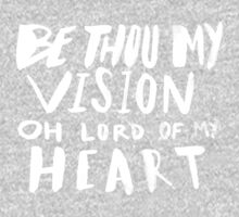 Be Thou My Vision x Mustard One Piece - Long Sleeve
