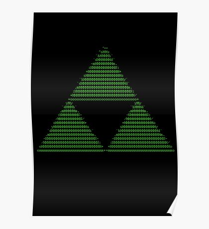 Triforce hack Poster