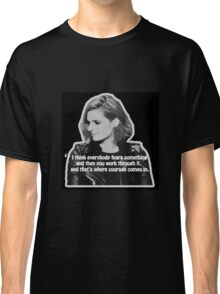 STANA KATIC, QUOTE Classic T-Shirt