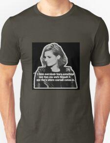 STANA KATIC, QUOTE Unisex T-Shirt