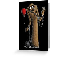 Would you like a Balloon? Greeting Card