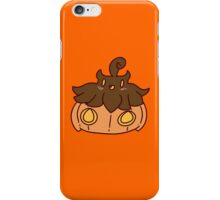 Pumpkaboo iPhone Case/Skin