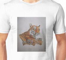 SUMATRAN TIGRESS WITH CUBS, COVENTRY Unisex T-Shirt