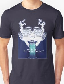 Oxymoron Xray Blue Unisex T-Shirt