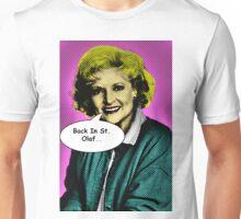 Golden Girls Betty White Unisex T-Shirt