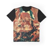 Red Keep Graphic T-Shirt
