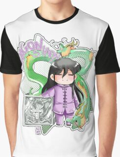 Dragon Shiryuu Graphic T-Shirt