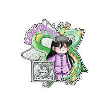 Dragon Shiryuu Photographic Print