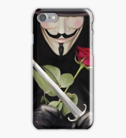 V iPhone Case/Skin